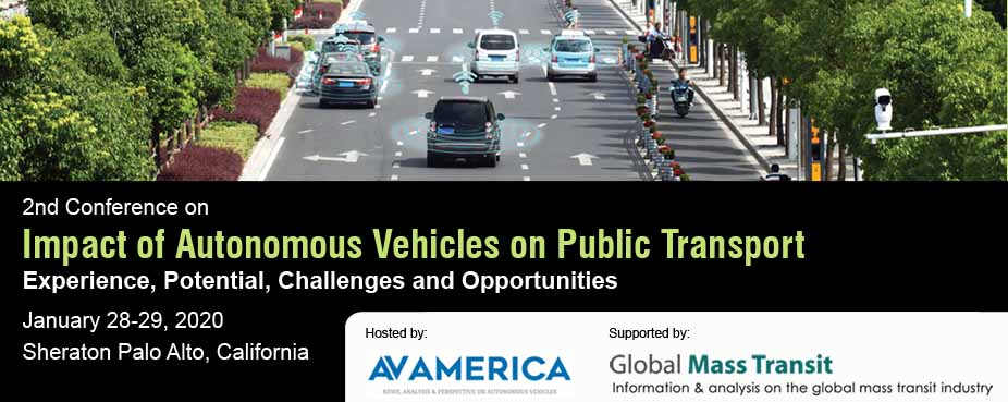 2nd Conference on Impact of Autonomous Vehicles on Public Transport