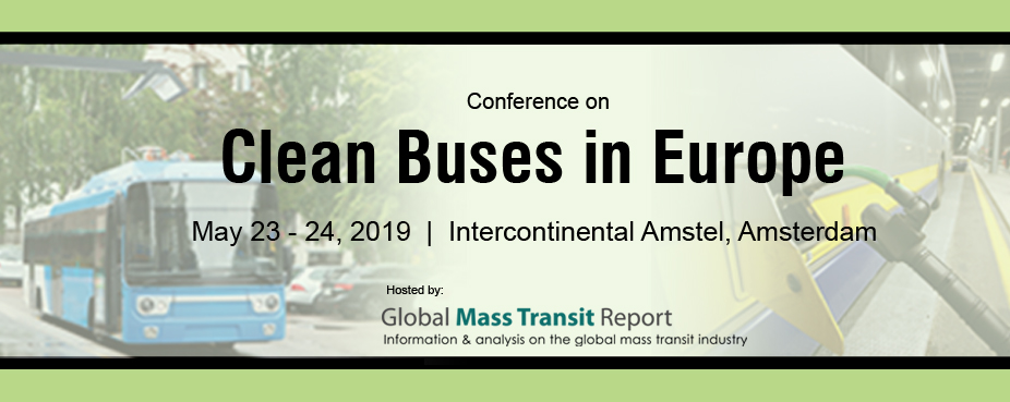 Conference on Clean Buses in Europe 2019