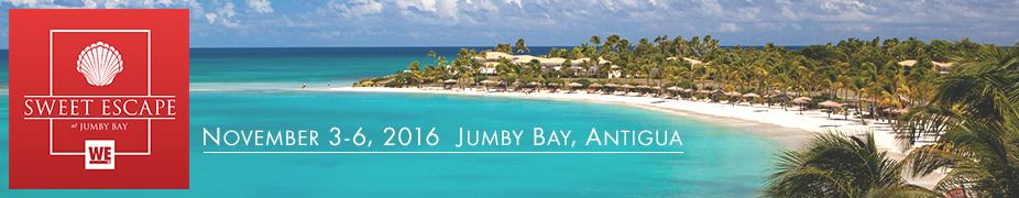 2016 WE tv Sweet Escape - Jumby Bay
