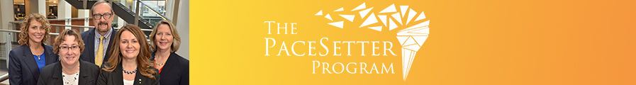 January - 2018 PaceSetter Candidate Application