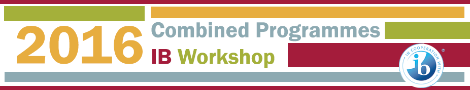 2016 Fall IB Workshop