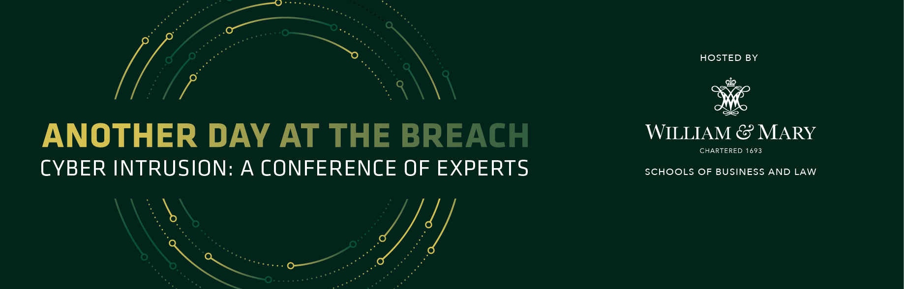 Another Day at the Breach - Cyber Intrusion: A Conference of Experts