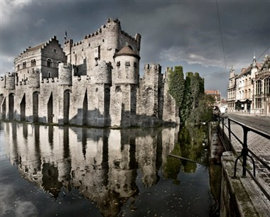 Ghent Castle of the Counts