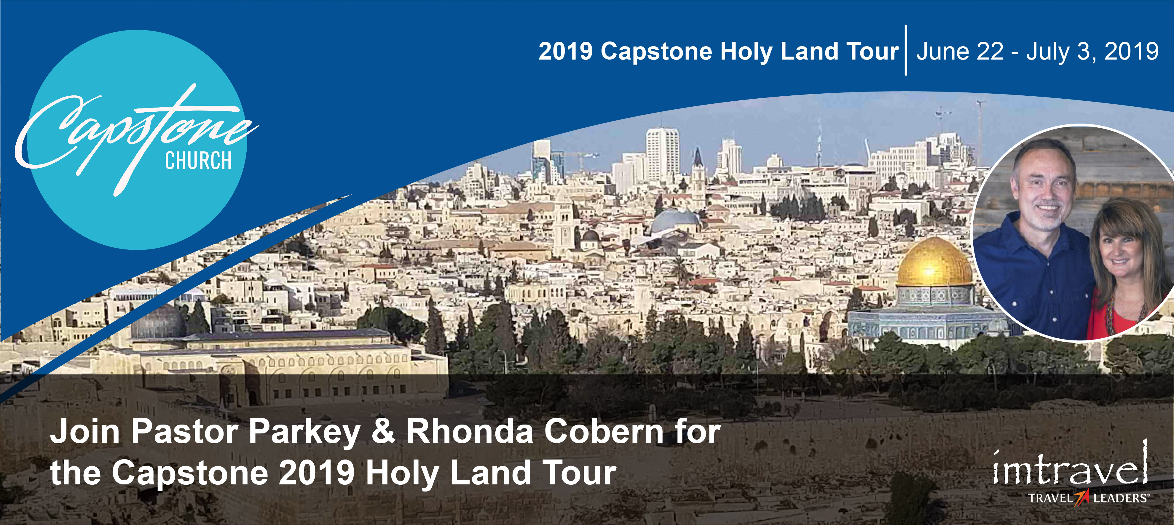 2019 Capstone Holy Land Tour