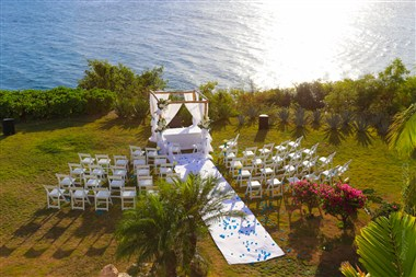 Villa Lawn Wedding