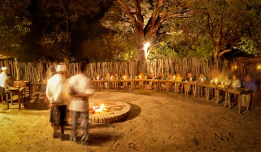 Boma - traditional dining experience