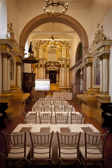Chapel for event
