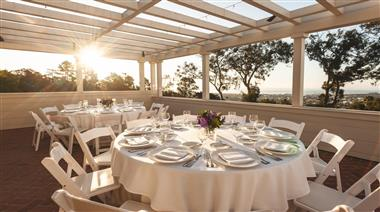 Belmond El Encanto Channel Islands Terrace