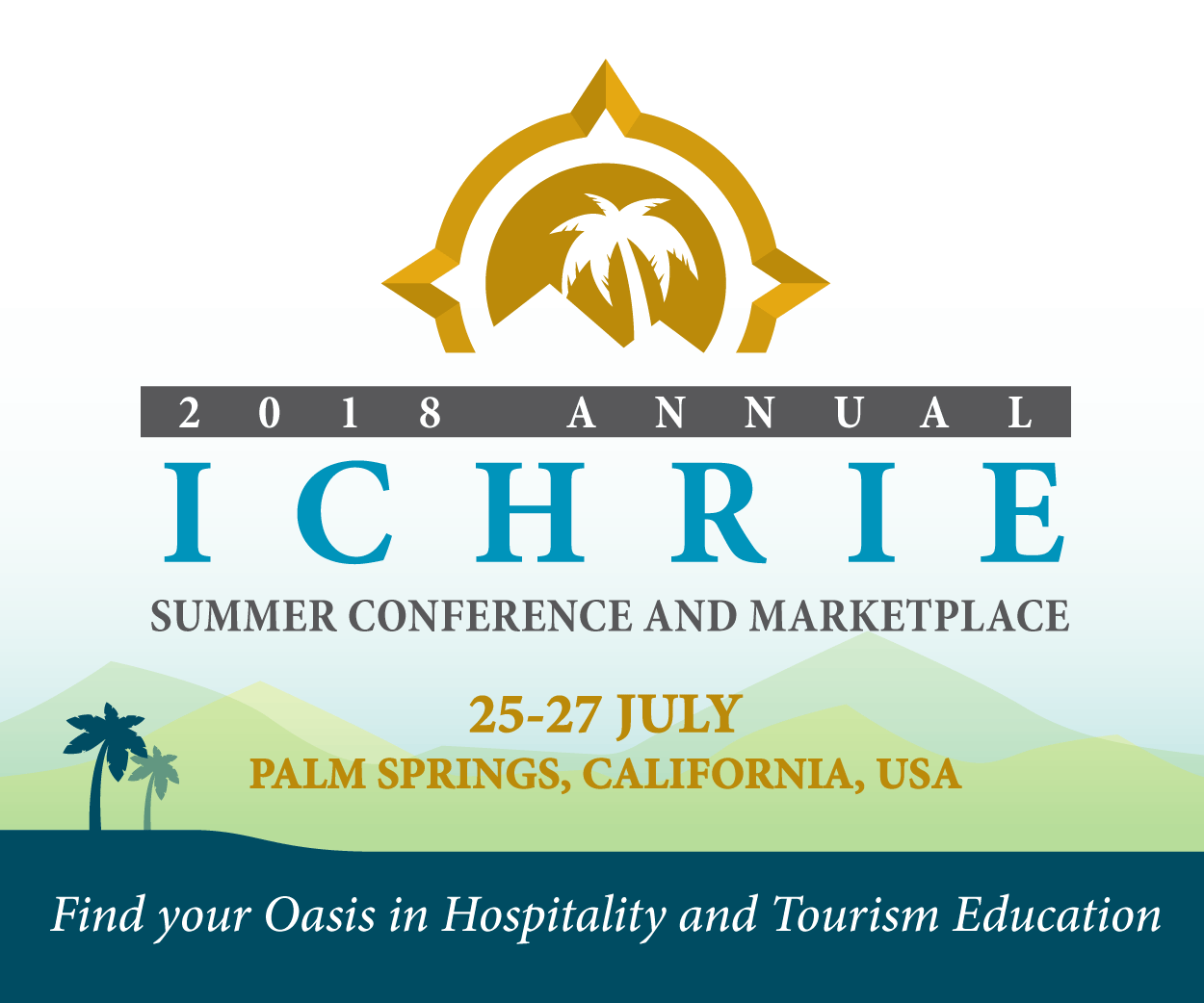 2018 International CHRIE Conference and Marketplace