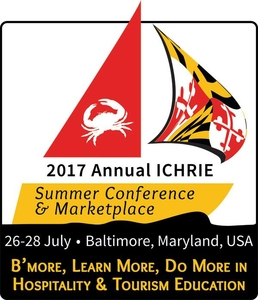 2017 International CHRIE Conference and Marketplace