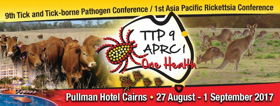 <em>One Health</em> <br> 9th Tick and Tick-borne Pathogen Conference & </br>1st Asia Pacific  Rickettsia Conference