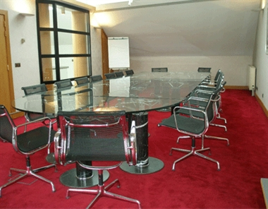 Europe Meeting Room