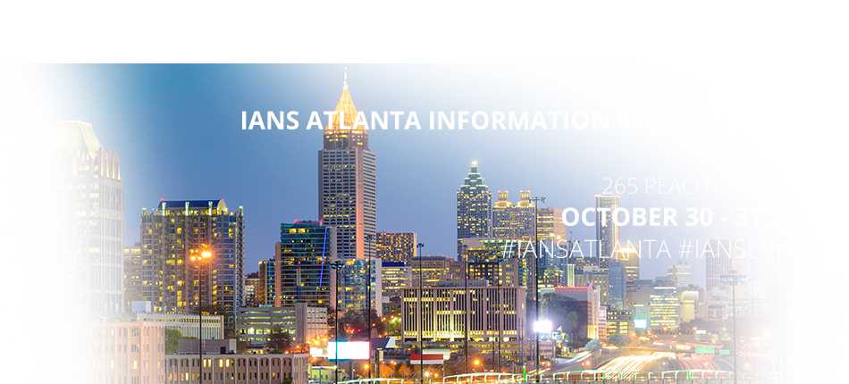 2018 Atlanta Information Security Forum