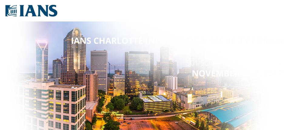 2017 Charlotte Information Security Forum