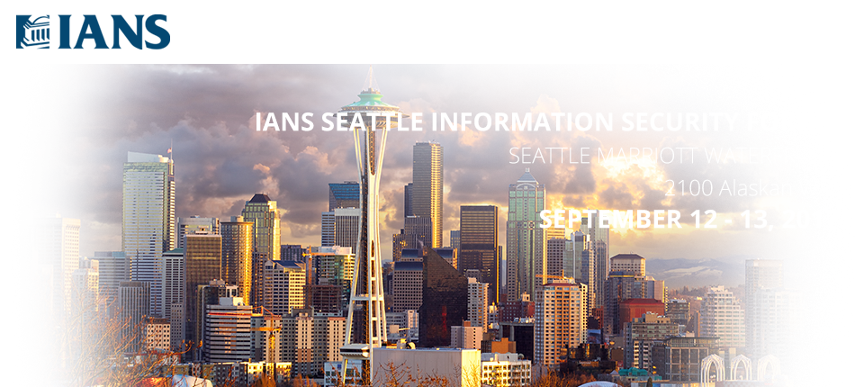 2017 Seattle Information Security Forum
