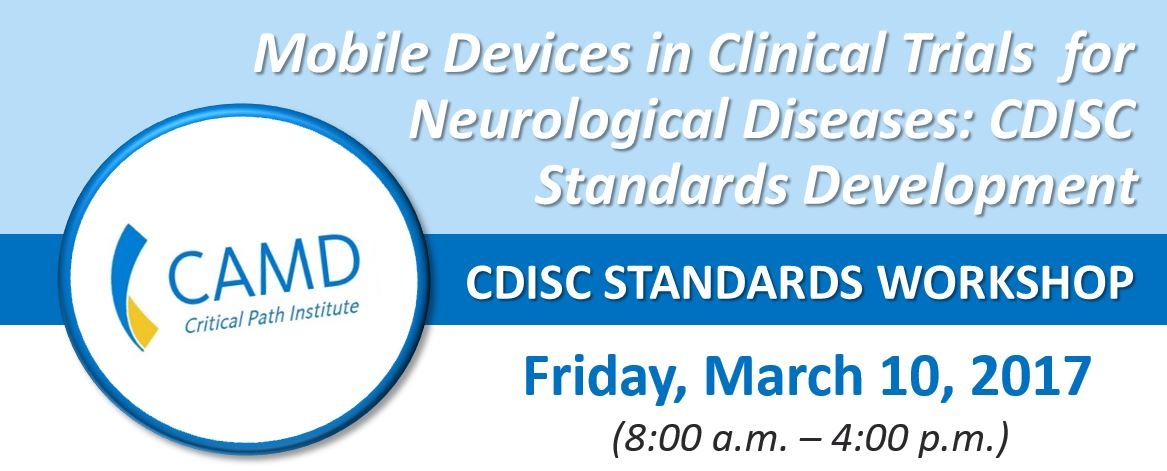 CDISC Standards Workshop