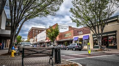 Historic Downtown Concord