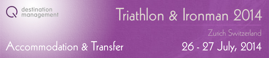 Triathlon & Ironman 2014, Zurich Switzerland