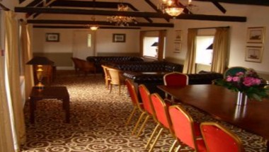 The Nassington Hall function room
