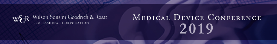 2019 Medical Device Conference