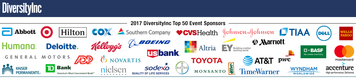 2017 DiversityInc Top 50 Announcement Event