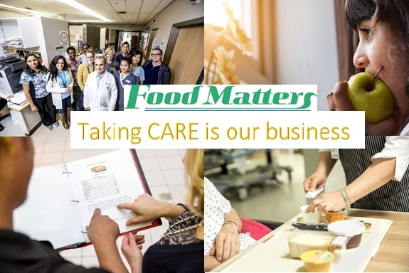 Food Matters 2018: Taking CARE is our business