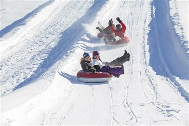 Snowtubing at Nearby Mountain Creek