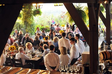 Private Event in the Chef's Garden