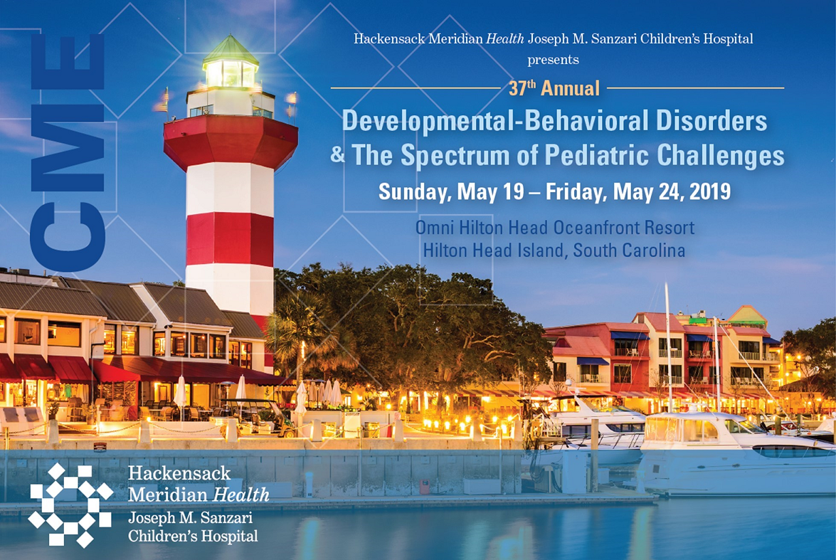 37th Annual Review of Developmental-Behavioral Disorders & A Spectrum of Pediatric Challenges