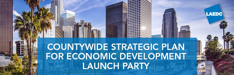 Countywide Strategic Plan Launch Party