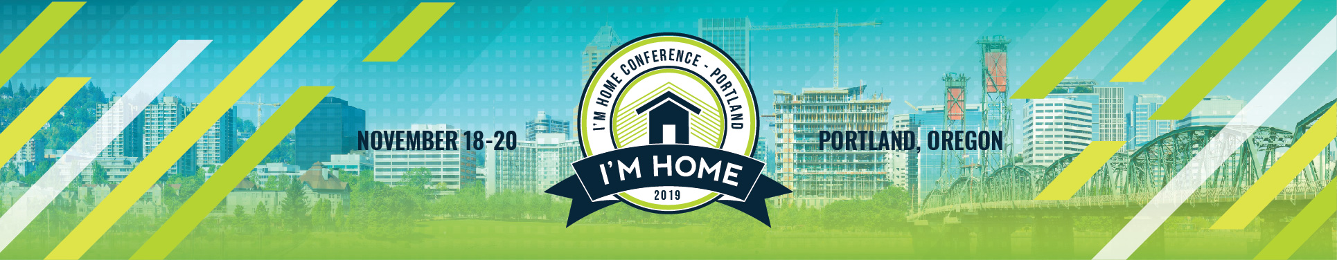 2019 I'M HOME Conference