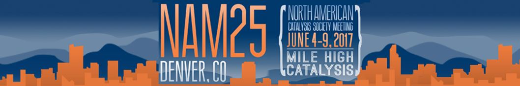 25th North American Catalysis Society Meeting