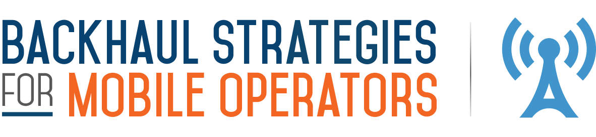 Backhaul Strategies for Mobile Operators logo