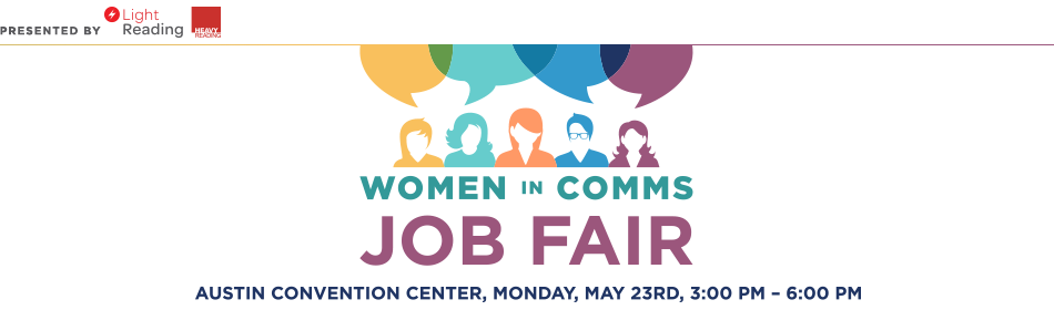 Women in Comms Job Fair