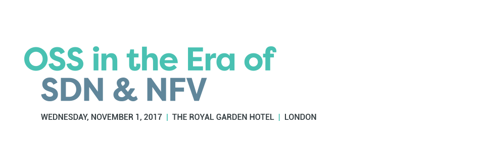 OSS in the Era of SDN & NFV
