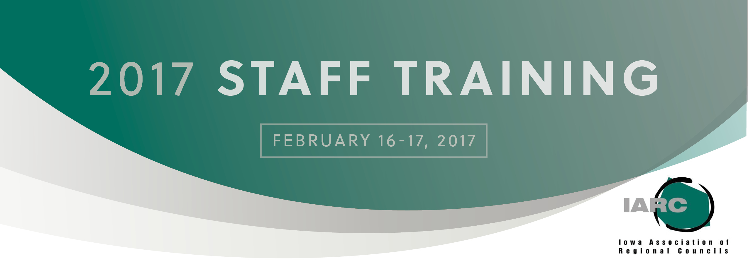 2017 IARC Staff Training