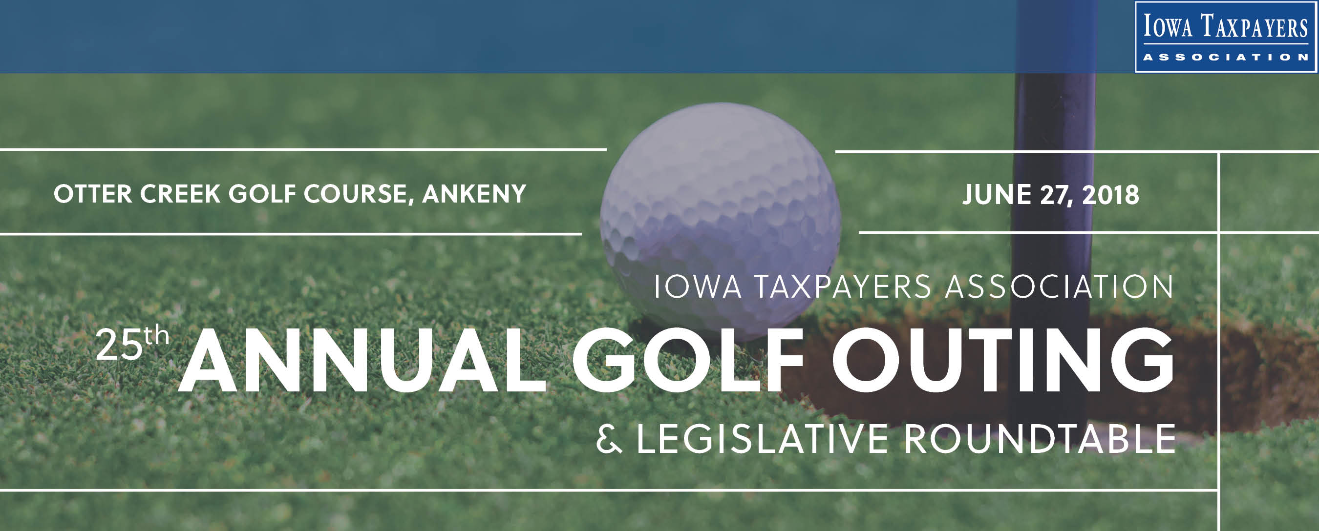 25th Annual Golf Outing & Legislative Roundtable