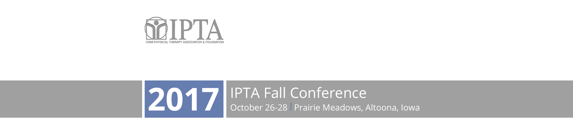 2017 IPTA Fall Conference