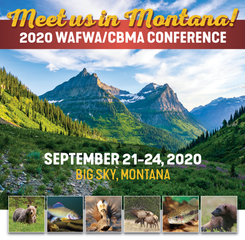 2020 WAFWA AOW/CBMA Conference - Sponsors