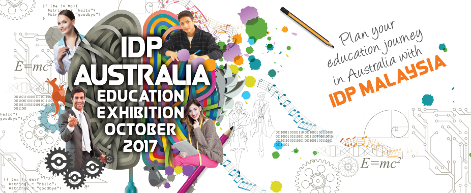IDP Australia Education Exhibition October 2017