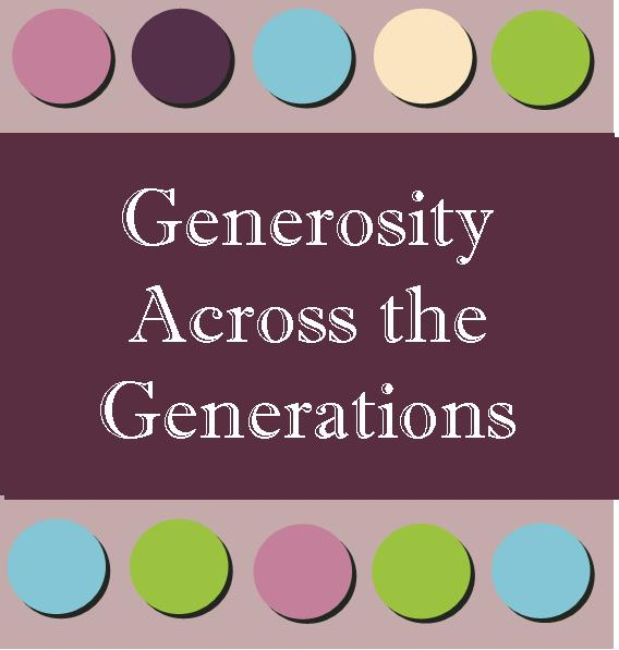 Generosity Across the Generations