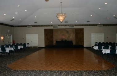 Large Dance Floor