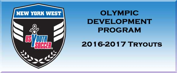 2016 ODP TRYOUT REGISTRATION FOR PLAYERS BORN IN '03 & '04