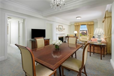 Suite - Executive Suite Parlor