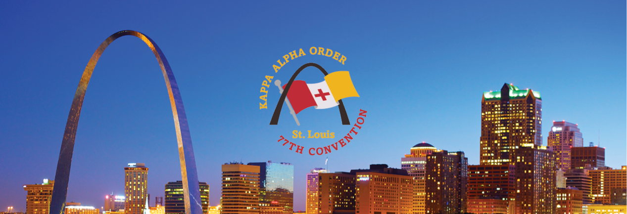 Kappa Alpha Order's 77th Convention & Brotherhood Weekend