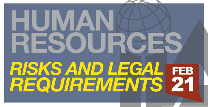 Auditing Human Resources Risks and Legal Requirements