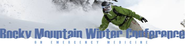 2017 Rocky Mountain Winter Conference