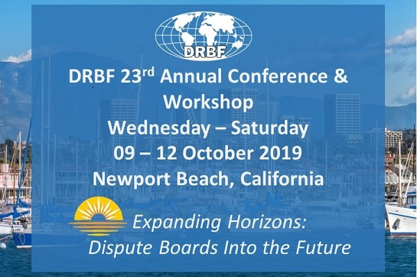 DRBF 23rd Annual Conference & Workshop - Newport Beach, CA