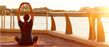 Yoga on the Harbor