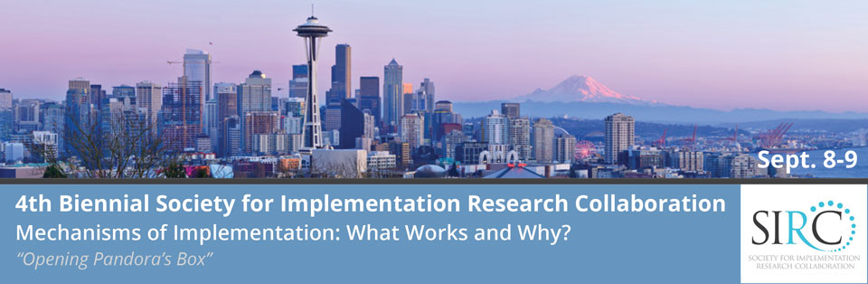 4th Biennial Society for Implementation Research Collaboration